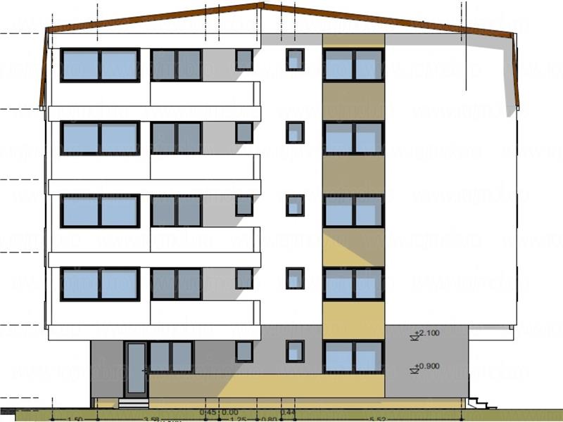 Apartament 3 Cam. Prelungirea Ghencea - Safirului, Bloc 2019