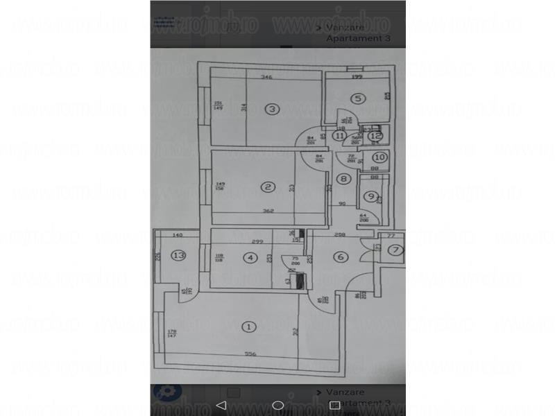 Apartament 3 camere decomandat  Dristor-Racari