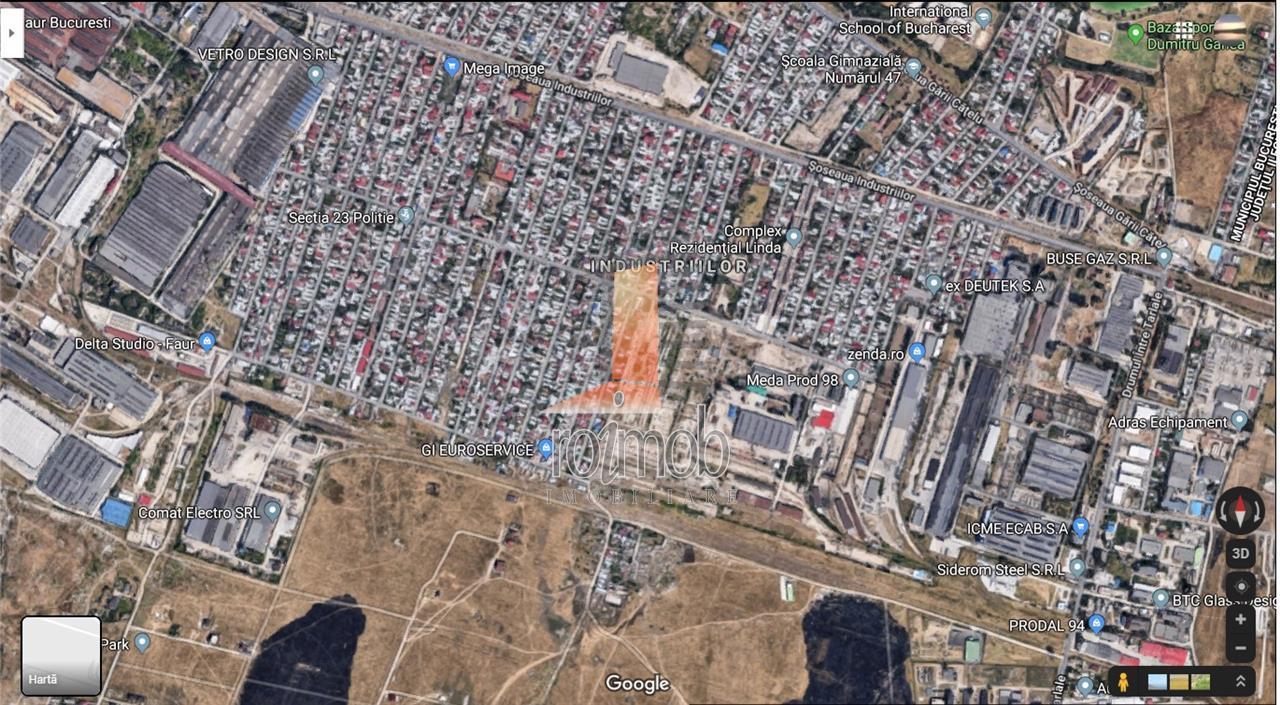 Titan Republica Industriilor, teren 60000 mp