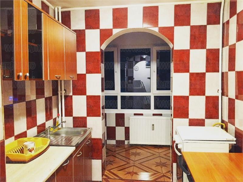 Apartament 3 Camere Titan - Piata Minis, Decomandat