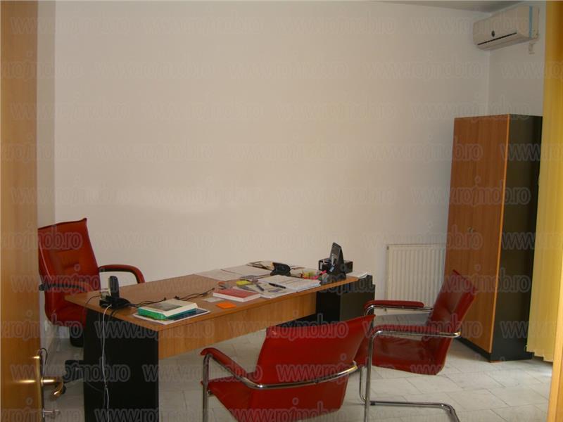 Piata Muncii, vila noua, 17 camere, 525mp, pretabil birouri