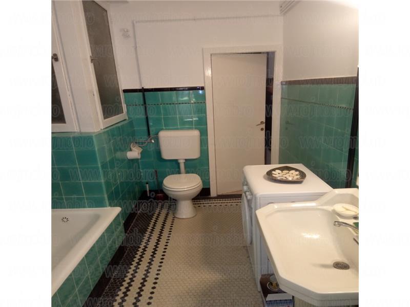 Armeneasca, 4 camere, 110 mp., P/P+3, renovat, utilat.