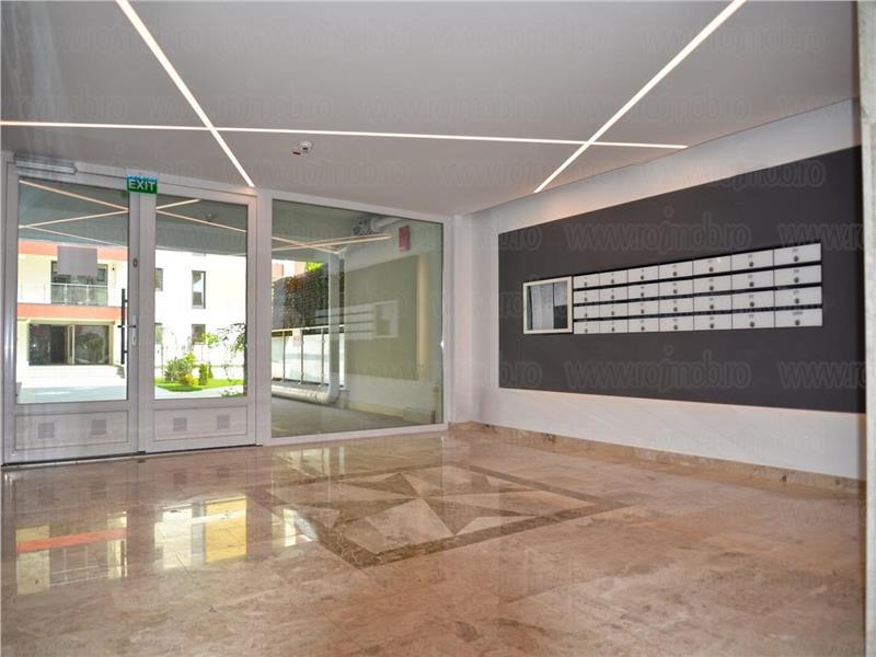 Baneasa Valletta Residence Sisesti apartament 3 camere lux
