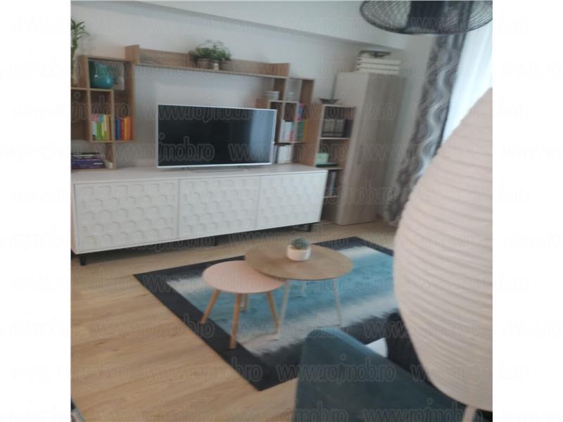 Apartament 3 Camere  Tineretului - The Park, Bloc Nou, Mobilat, Utilat