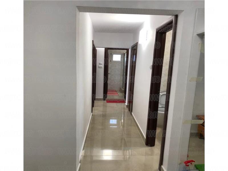 Apartament 3camere dec.Baba Novac mobilat utilat totul Nou