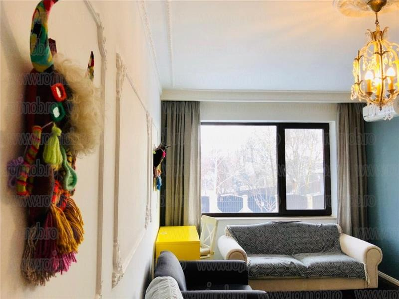 Baneasa Ambasada SUA apartament 2 camere Complex Privighetorilor