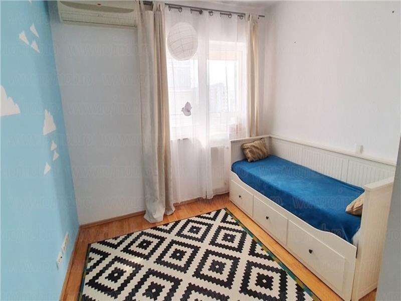 Barbu Vacarescu Estia Residence duplex 3 camere vedere spectaculoasa