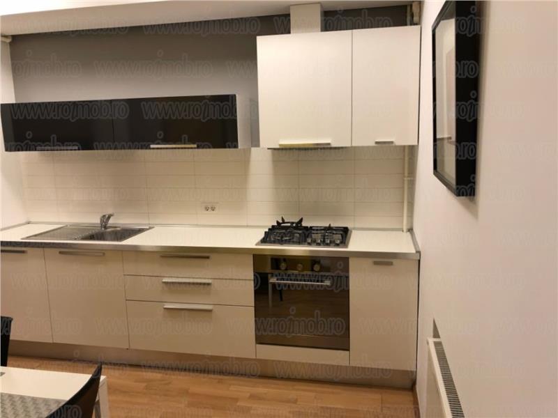 Baneasa North Lane apartament premium 2 camere mobilat utilat 61 mp