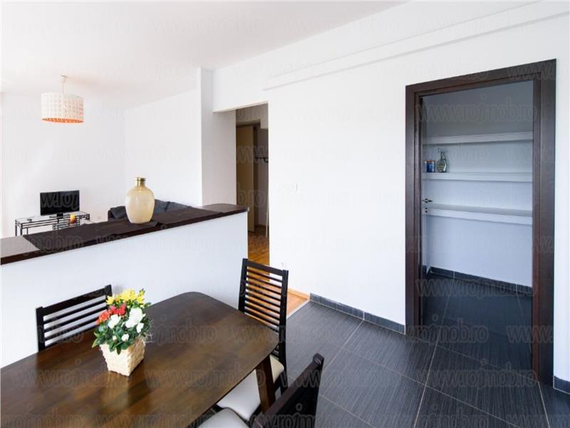 Pipera Natura Residence apartament 2 camere lux mobilat utilat parcare