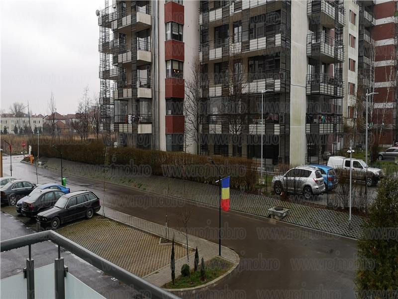 Pipera New Point apartament 2 camere bucatarie mobilata si loc parcare