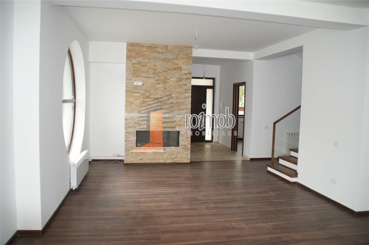 Parcul Circului, vila noua, 8 camere 315 mp utili, 250 mp curte libera