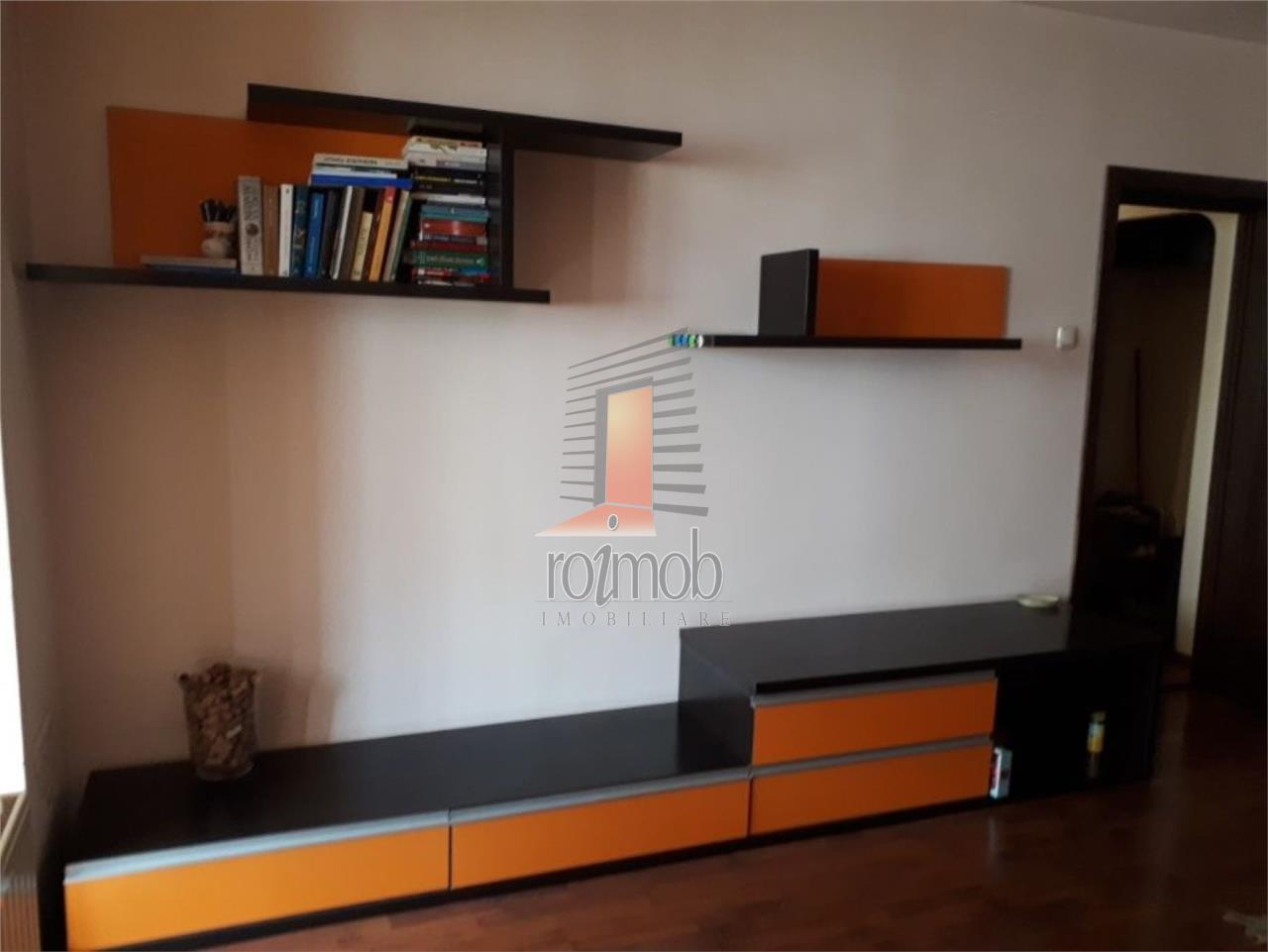 Apartament 2camere  dec Baba Novac mobilat utilat