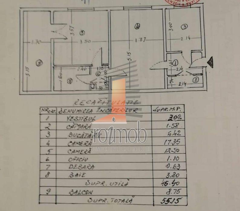 Apartament 2 Camere Baba Novac - Parc IOR