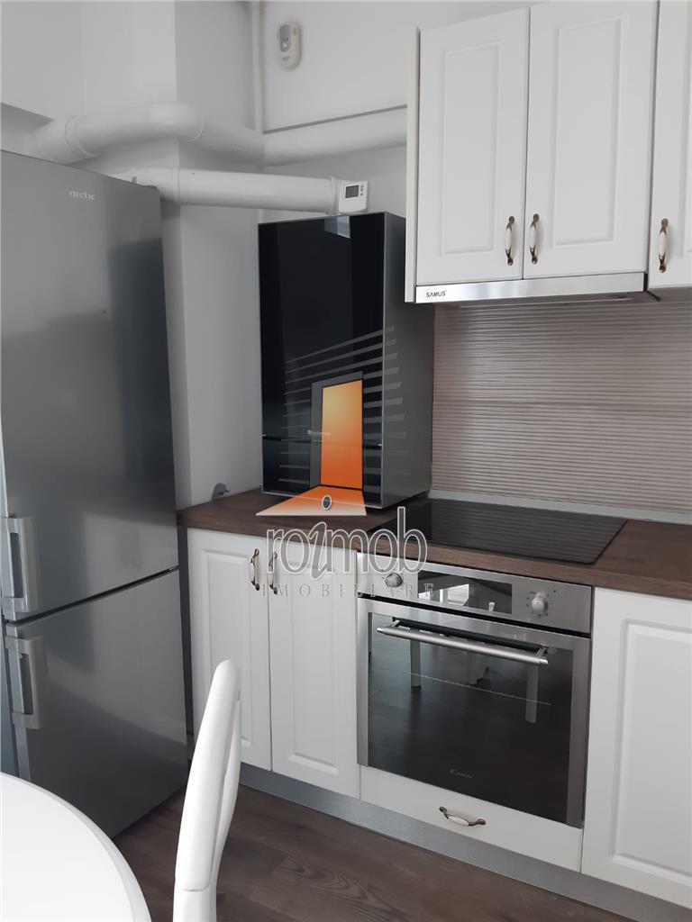 Apartament cu 2 camere, Belvedere Residences, parcare subterana