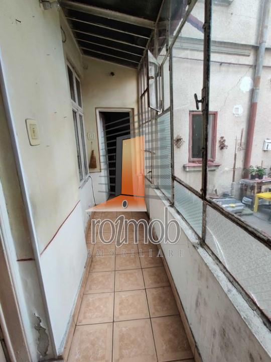 Apartament 3 camere, parter/P+1, zona Foisorul de Foc