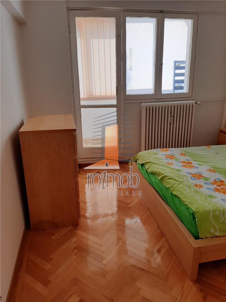 Apartament 2 camere Parc IOR mobilat utilat