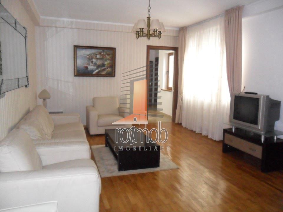 Apartament 4 camere,mobilat si utilat, zona Romana