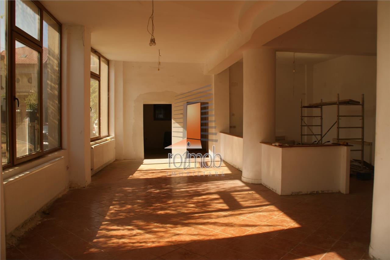 Parcul Circului, vila P+1+M , 368 mp utili, birouri