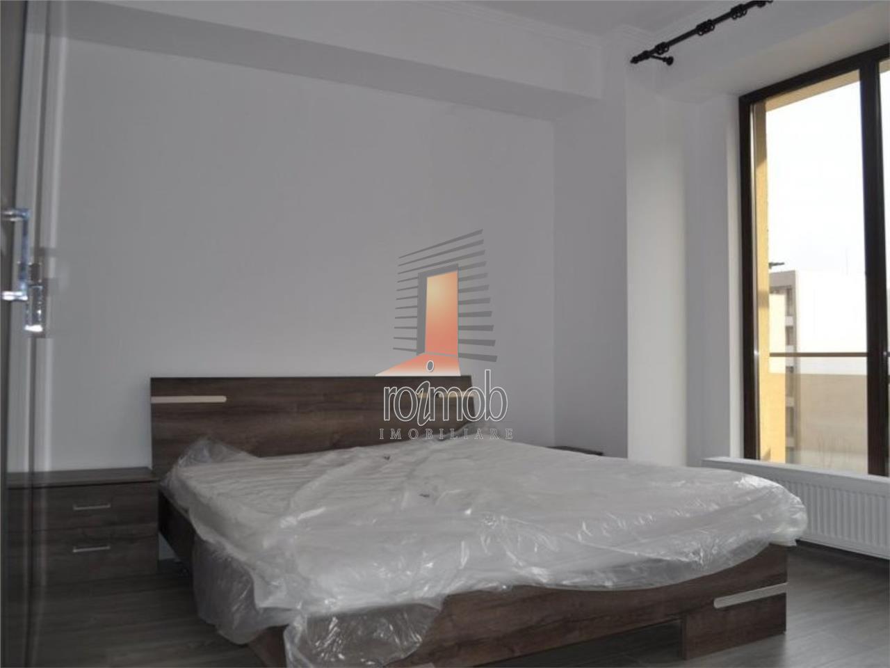 Baneasa Medicover apartament 3 camere mobilat utilat parcare subterana