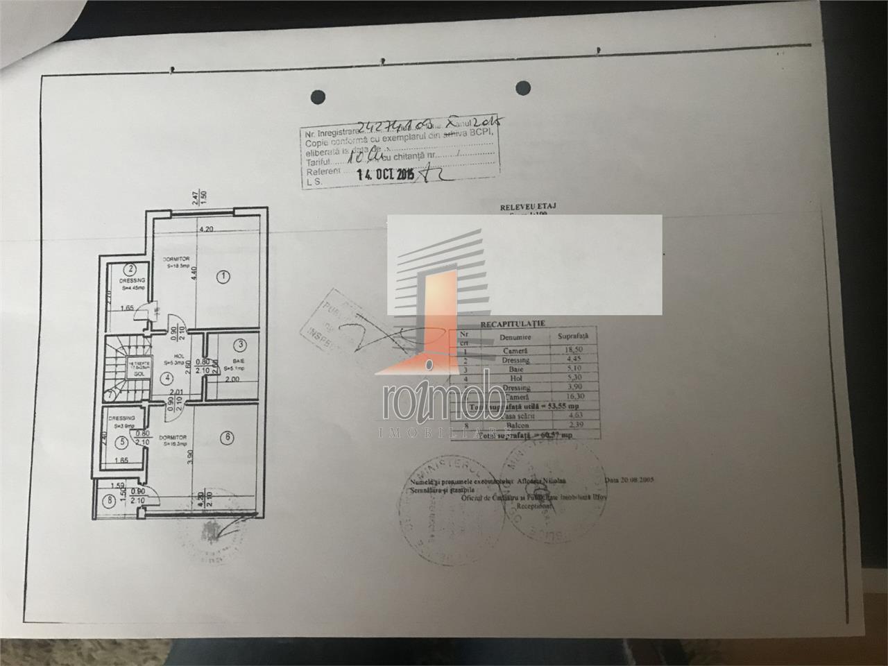 Comision 0% Domus Stil Pipera Vila duplex P+1E+M 4 camere + birou