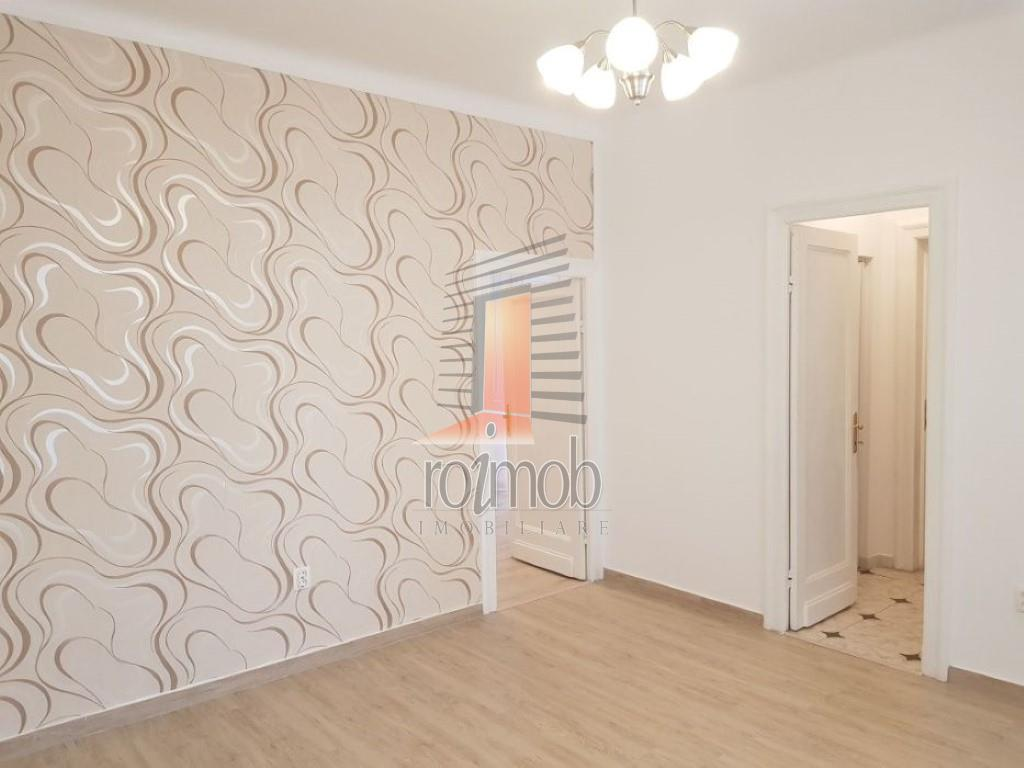 Parter renovat de vila, Mosilor - Traian, 3 camere, 75 mp