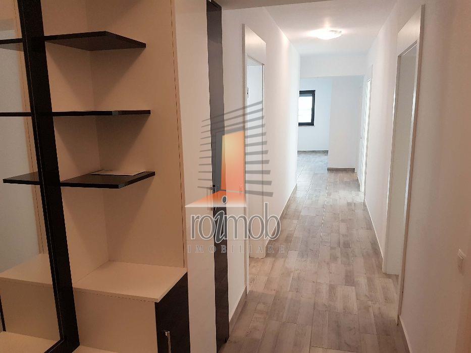 Apartament 4 camere lux, terasa 87 mp, Aviatiei - Parc Bordei