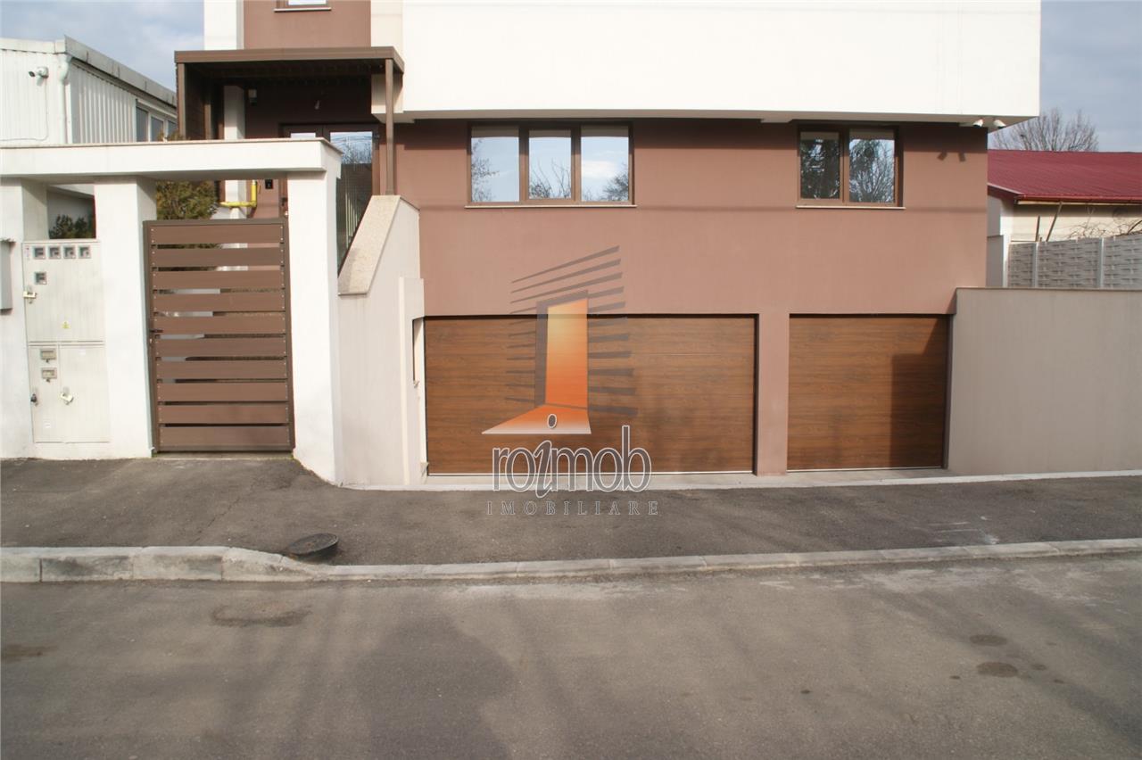 Comision 0% Straulesti Doi Cocosi apartament 4 camere cu gradina 2020