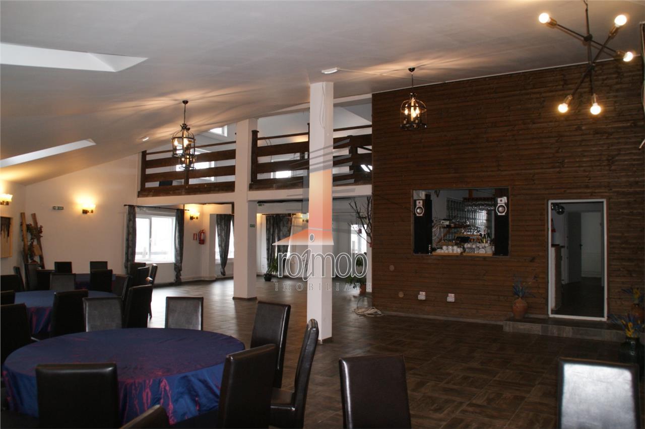 Cateasca - A1, restaurant 200 locuri, spatii de cazare, teren 4000 mp