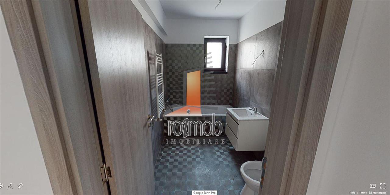 Apartament 3 camere, Alba Iulia, imobil  nou, curte 80 mp