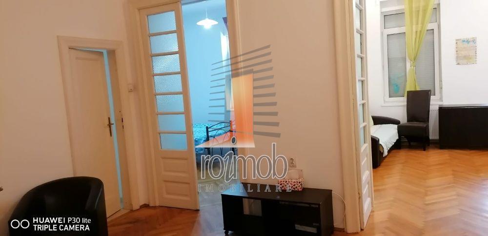 Apartament 3 camere, etajul 2/4, imobil cu lift, Kogalniceanu