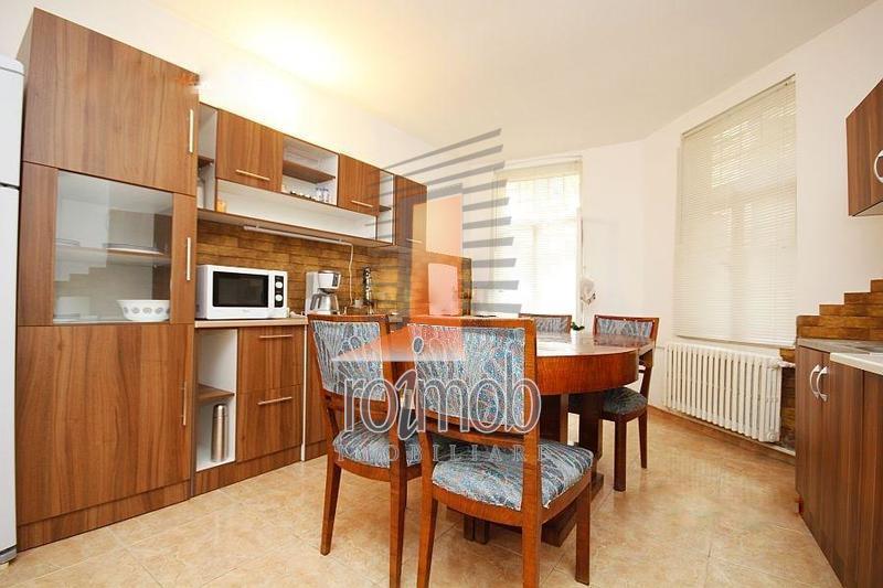 Apartament 4 camere, parter vila, 135 mp, Rosetti - Mosilor