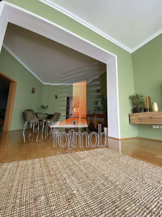 Apartament 4 camere renovat, mobilat si utilat ,Lahovari