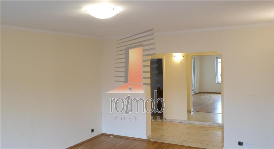 Apartament cu 3 camere pentru birouri, 90 mp, Floreasca