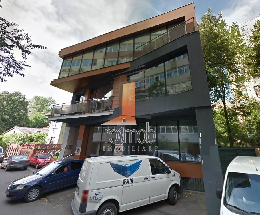 Dorobanti, cladire de birouri de vanzare, 420 mp