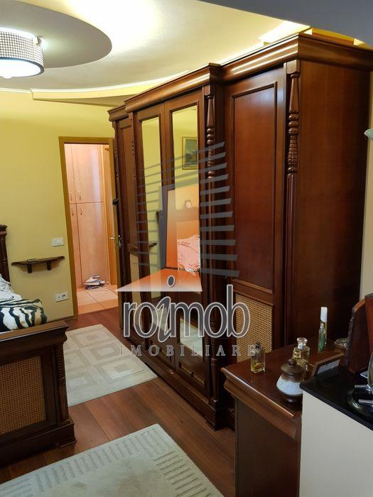 Apartament 3 camere mobilat, bloc reabilitat, zona Mosilor