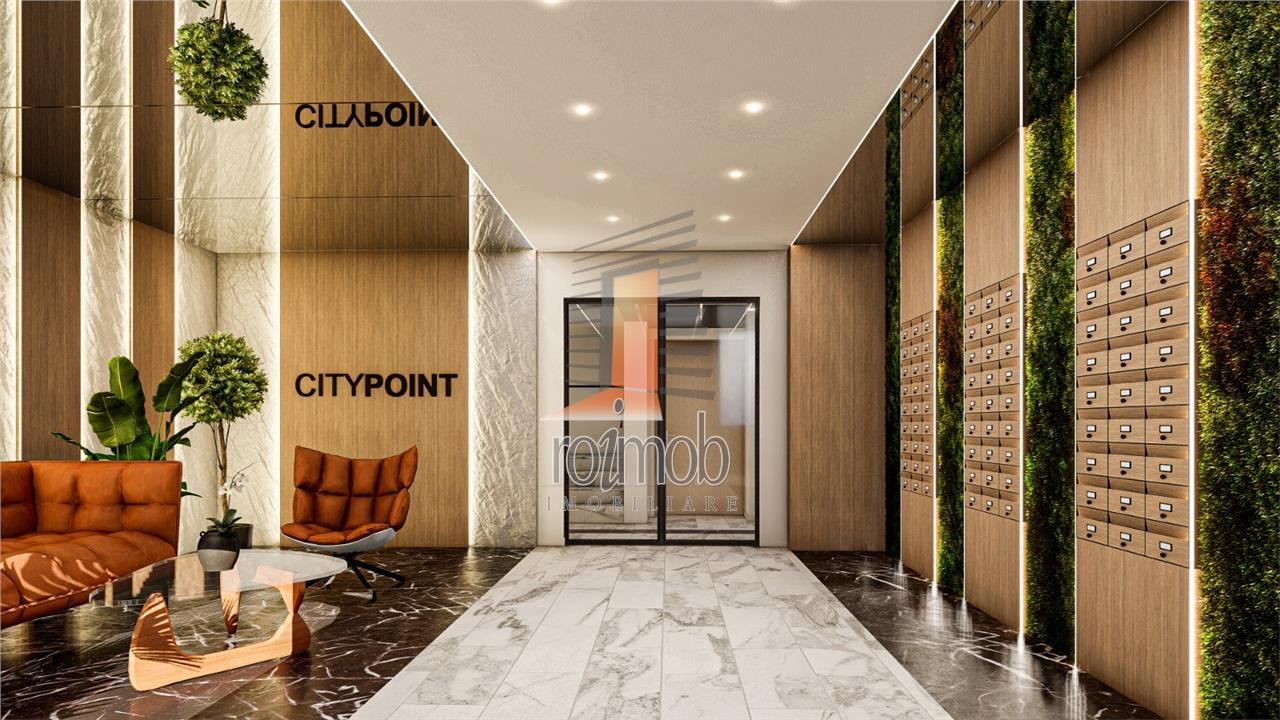 Comision 0% City Point Aviatiei 2 camere 69 mp utili si bucatarie inchisa