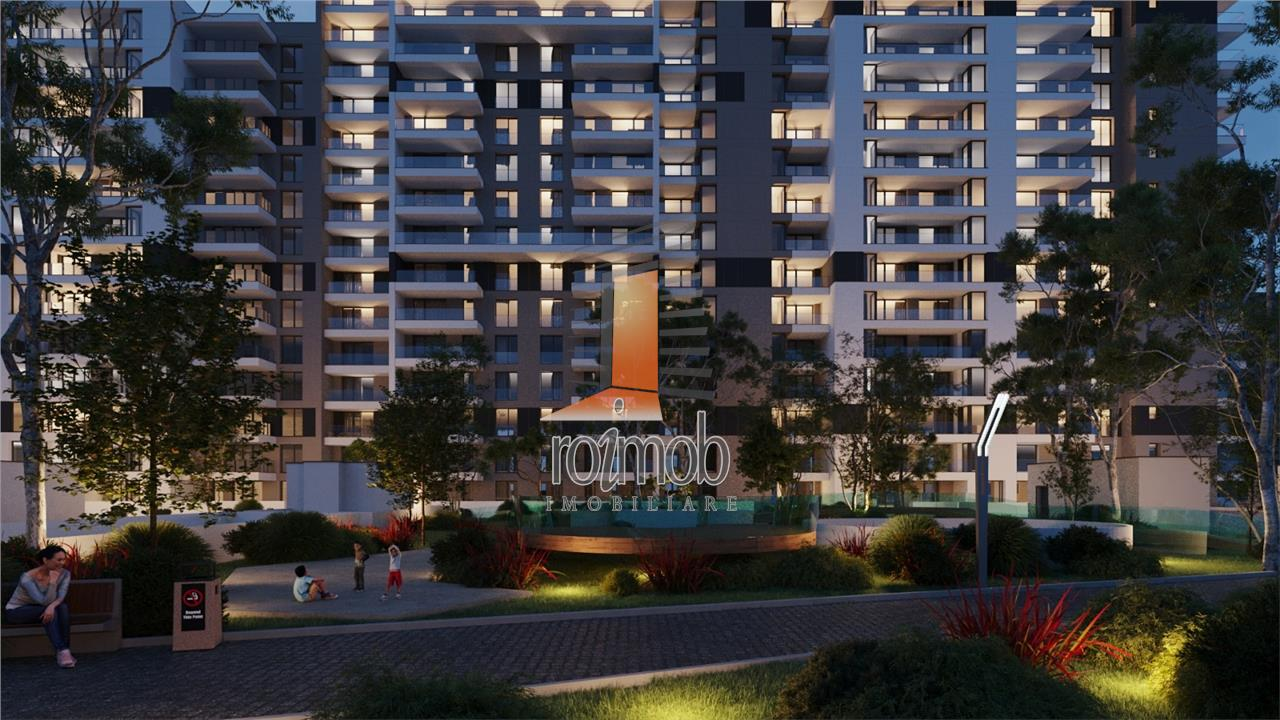 Comision 0% City Point Aviatiei duplex 112 mp utili si terasa de 50 mp