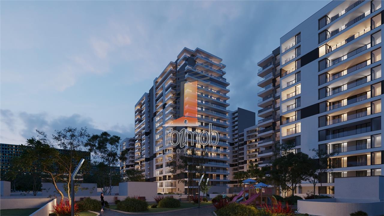 Comision 0% City Point Aviatiei duplex vedere spectaculoasa si terasa de 34 mp
