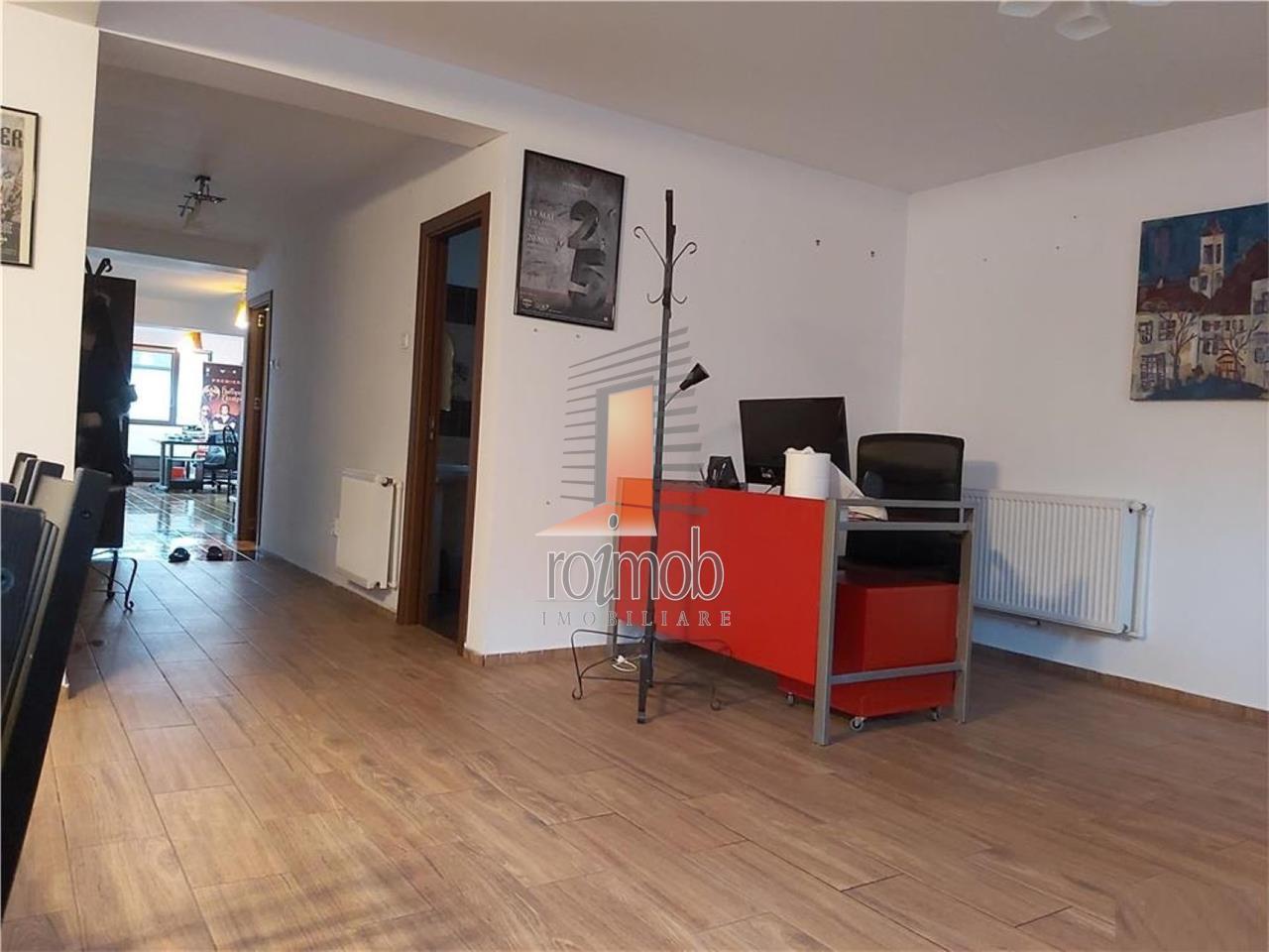 Pache Protopopescu, parter de vila noua, open space 140 mp, curte
