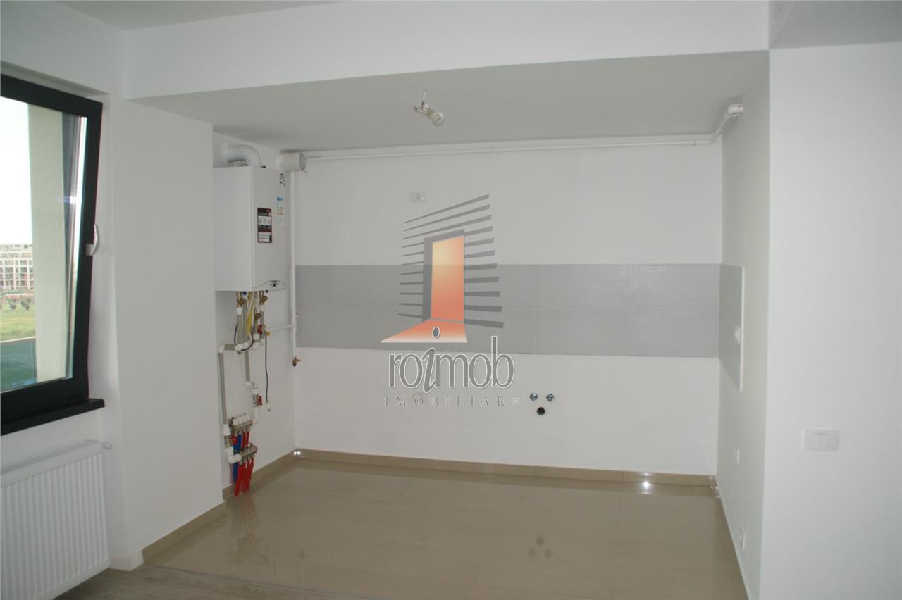 Comision 0% Pipera1 apartament premium 2 camere cu terasa in imobil finalizat
