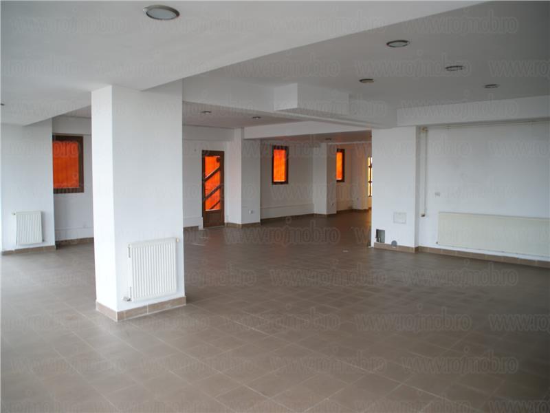 Doamna Ghica, spatiu comercial luminos, 151 mp, open space, 5 intrari