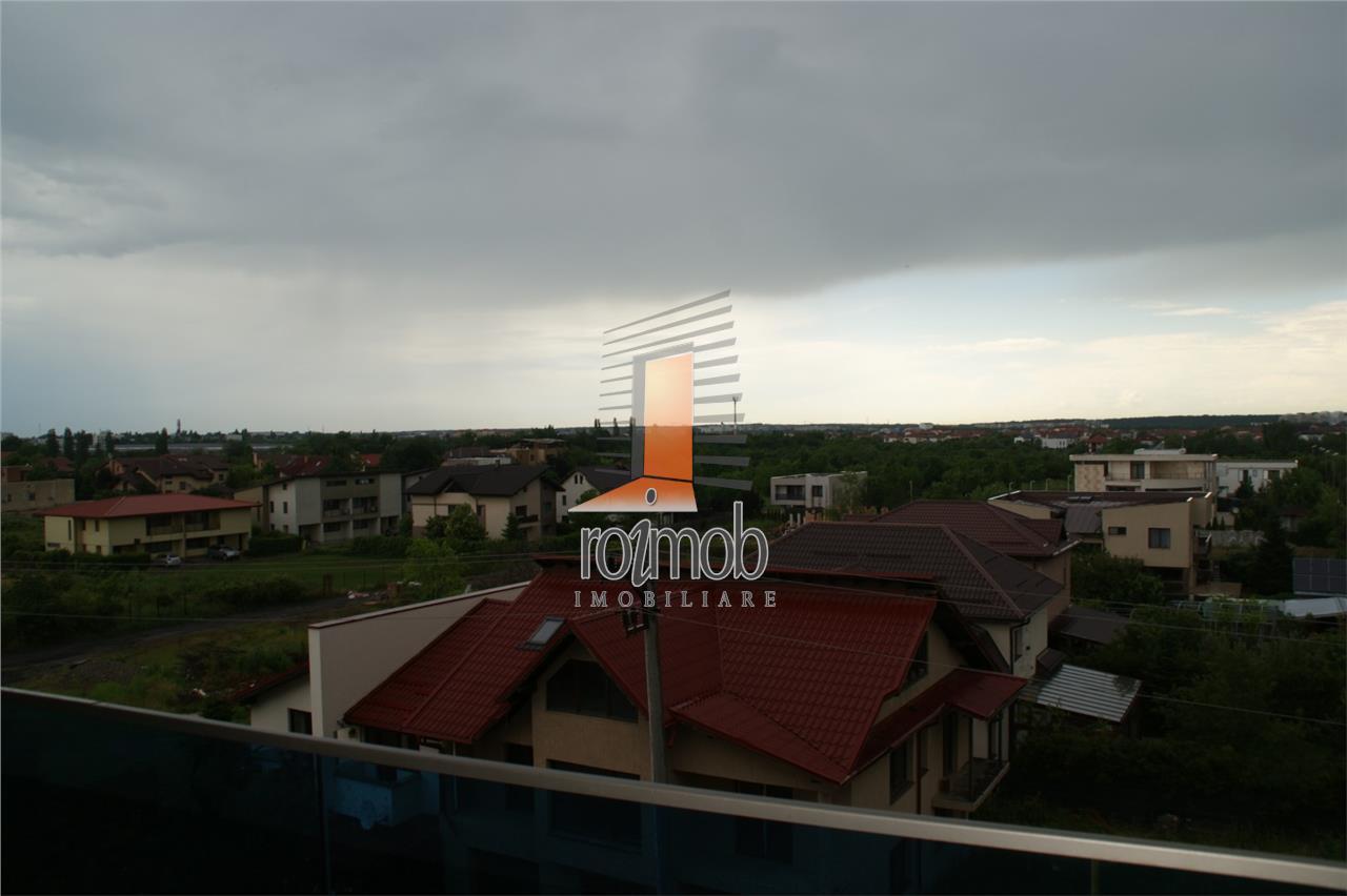 Comision 0% Pipera1 Residence finalizat apartament 2 camere cu terasa