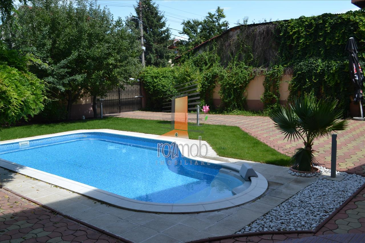Vila superba, metrou Mihai Bravu, piscina, amenajari lux