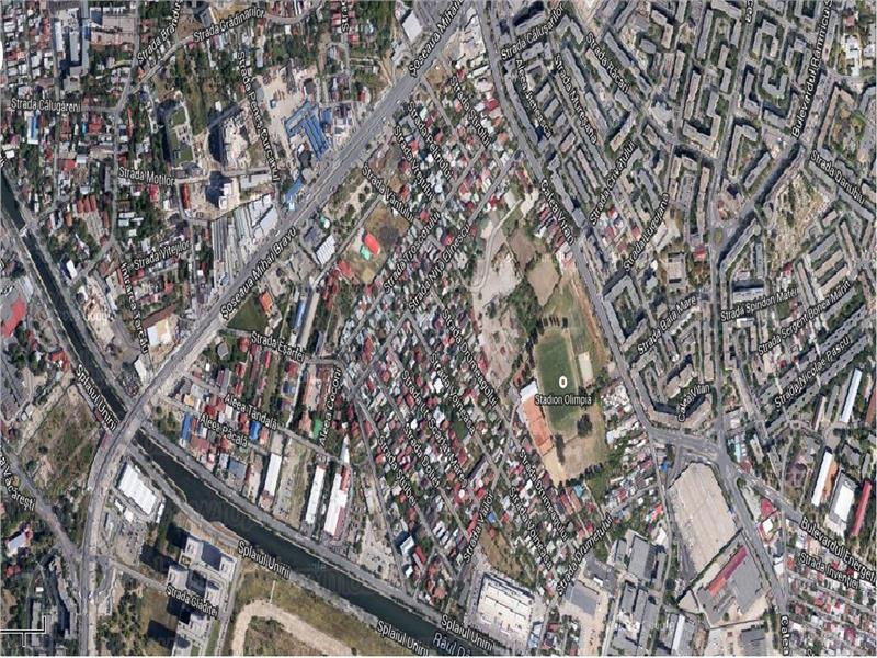 Mihai Bravu metrou, teren 2400 mp, doua deschideri