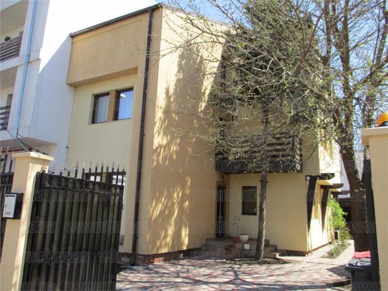 Inchiriere Casa Bucuresti zona Barbu Vacarescu