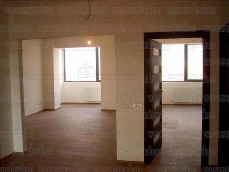 Iancului, apartament 4 camere pentru firma in imobil nou, terasa 75 mp