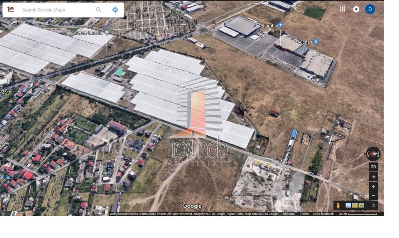 Berceni Metalurgiei, Drumul Binelui, teren 1055 mp, deschidere 36 ml
