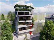 Vanzare apartament 3 camere, imobil nou, terasa 37 mp, Cismigiu