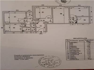 Apartament 4camere  Dristor Rm.Sarat