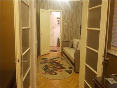 Apartament 4 camere mobilat si utilat , zona Cismigiu